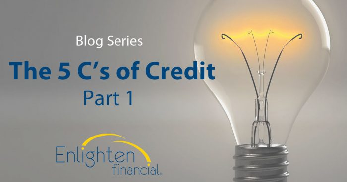 Five C'S Of Credit (In A COVID World)